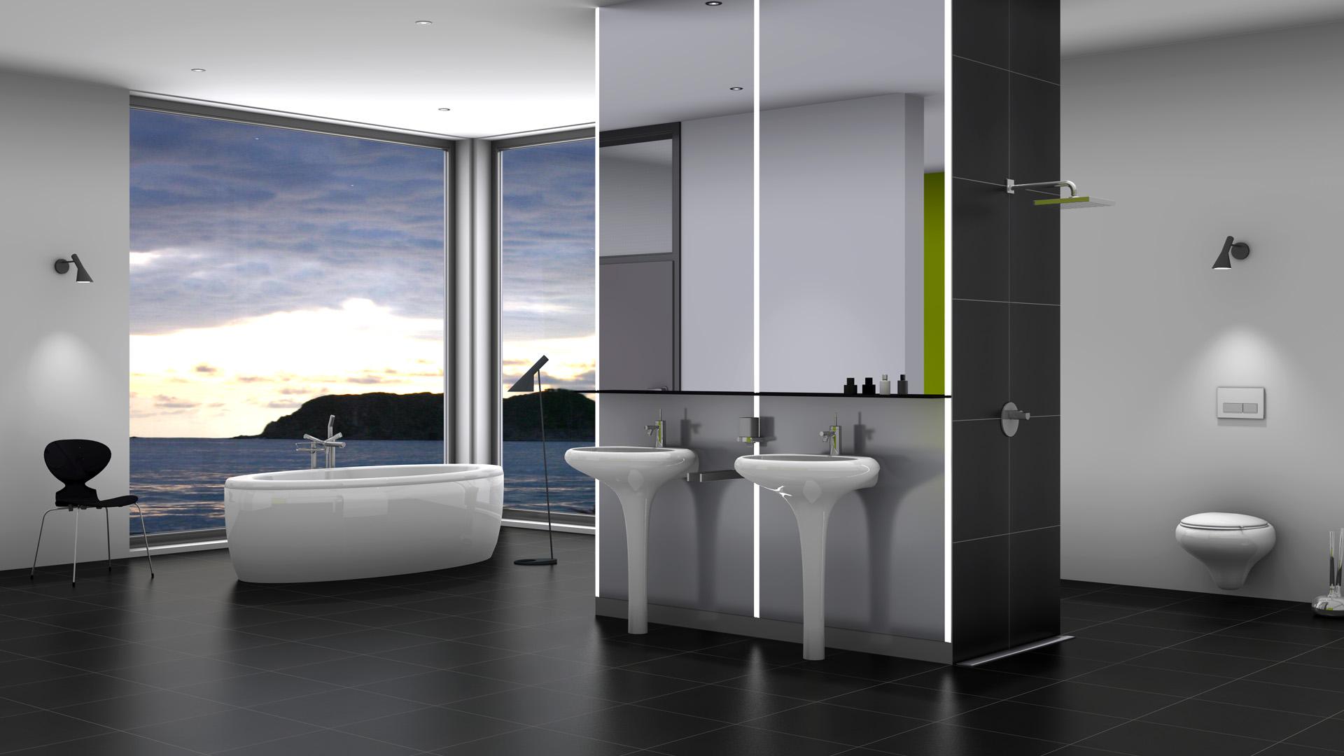 Un outil pour concevoir soi m me sa future salle de bains for Configurateur salle de bain 3d
