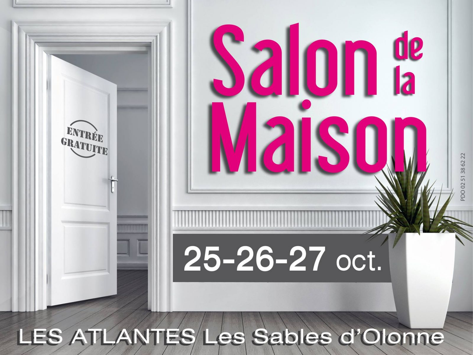 Salon de la maison aux sables d 39 olonne du 25 au 27 octobre for Salon de la photo