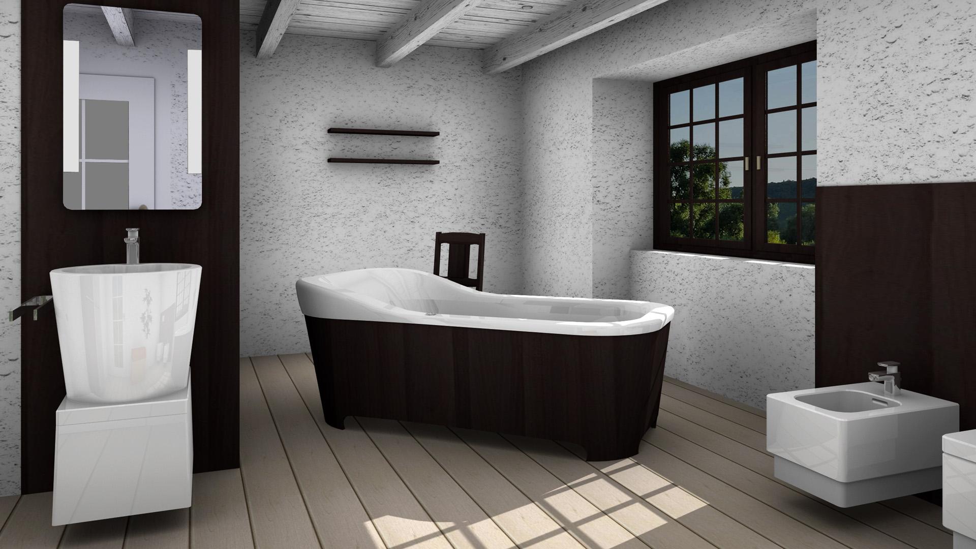 Un outil pour concevoir soi m me sa future salle de bains 3d for Concevoir sa salle de bain