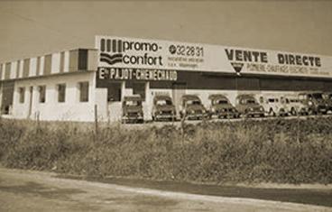 Pajot Chénéchaud ancien immeuble