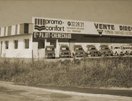 1972 : La Naissance