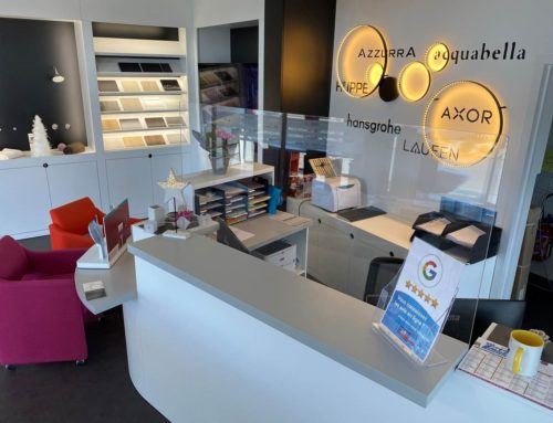 Poursuite d'activité et réouverture de notre showroom !